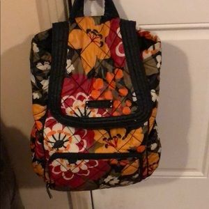 Vera Bradley Puffy Backpack